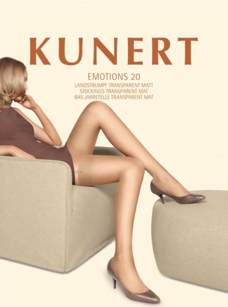 Kunert - Classic stockings Emotions 20