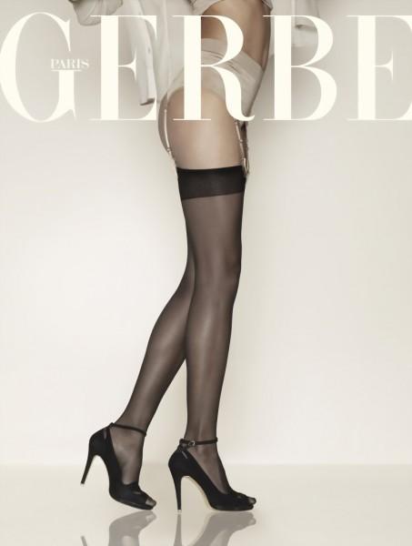 Gerbe - Ultra sheer shiny stockings Sunlight 10 DEN
