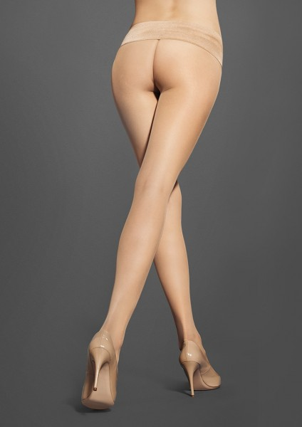 Marilyn Sensual 30 - sheer-to-waist seamless tights