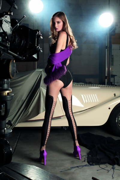 f84241afd92 Trasparenze - Sensuous mock hold up and back lace up tights Network   9989