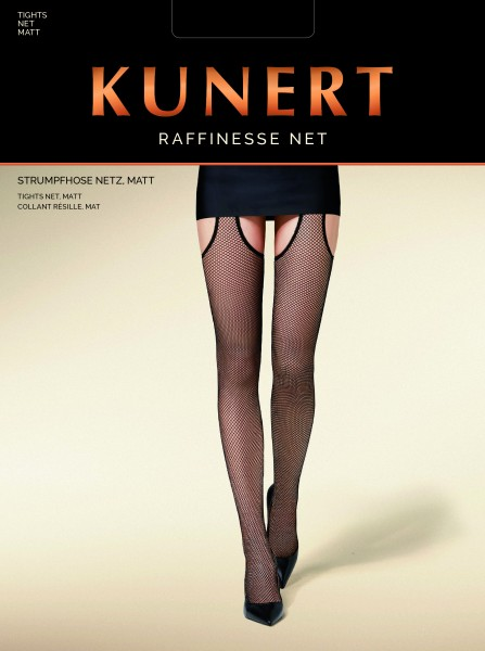 13affd562 Kunert Raffinesse Net Sexy - Fishnet Suspender Tights   9989