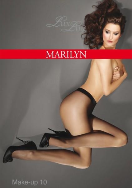 Marilyn - Sheer-to-waist summer tights Make Up 10 denier