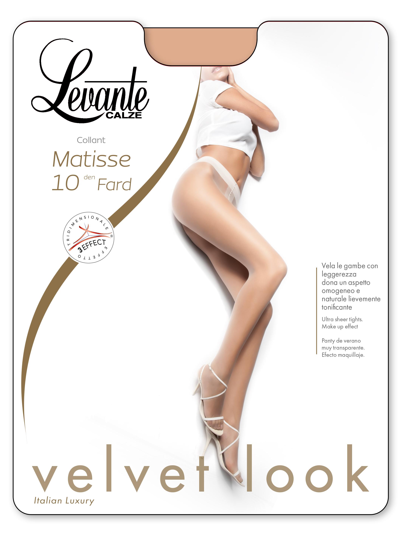 c65df930d Levante - Ultra sheer matt summer tights Matisse 10 DEN   9989