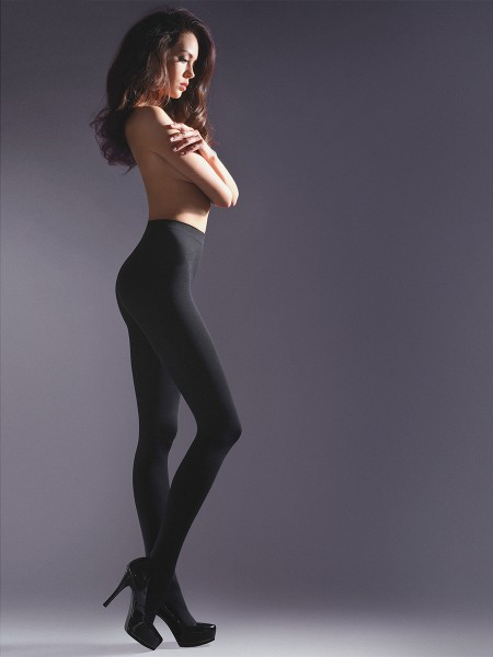Gabriella - Classic opaque tights Microfibre 100 den