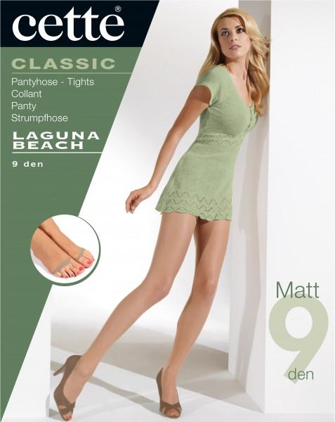 d2f68c85b Cette Laguna Beach - Ultra sheer open toe tights