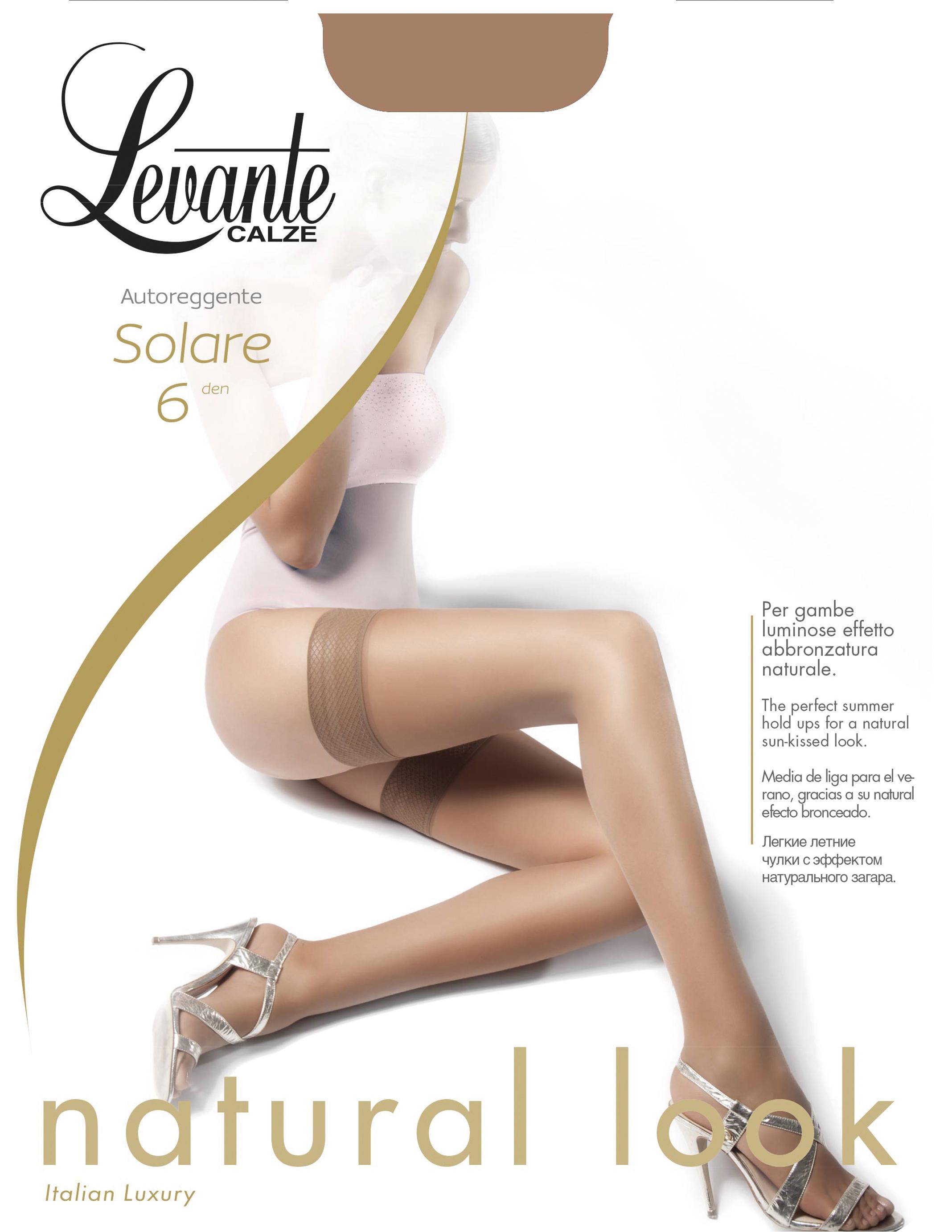 e209e2bee Levante - Ultra sheer hold ups Solare 6 DEN   9989