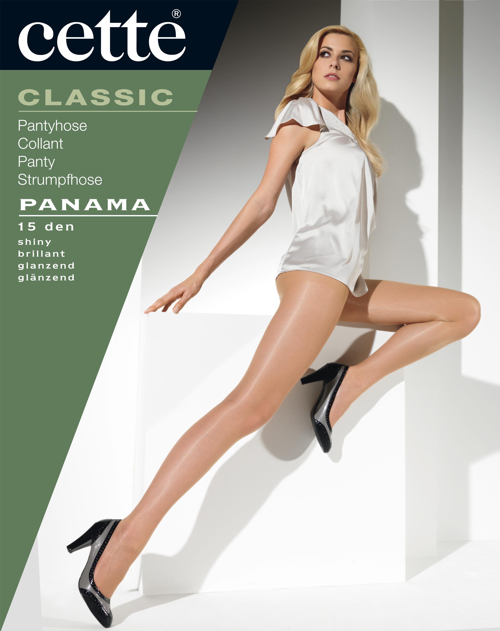 8d42bd8b6 Cette Panama - 15 denier gloss tights