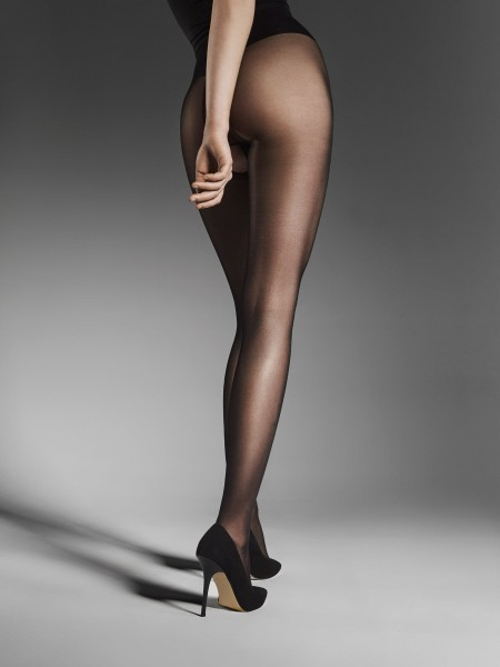 Fiore Ouvert 20 - Sheer tights with open crotch