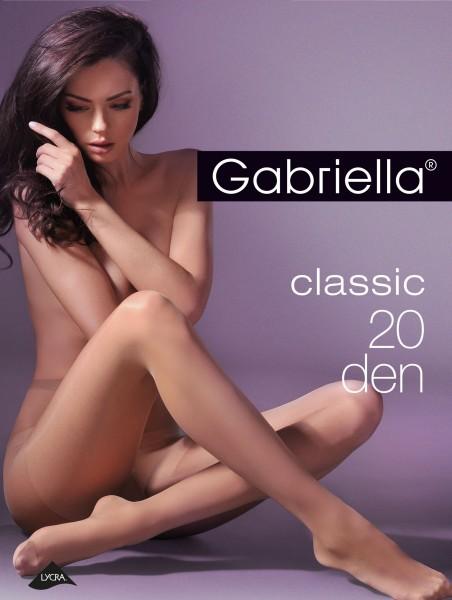Gabriella - Classic tights Miss Gabriella, 20 DEN