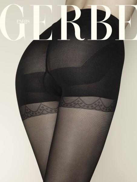 Gerbe - Semi-sheer figure-shaping tights