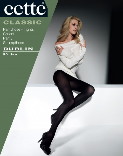b95d7da6538b0 Cette Dublin - 60 denier opaque tights with satin finish |escapeHtml}  ✅