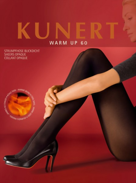 Kunert - Opaque winter tights Warm Up 60