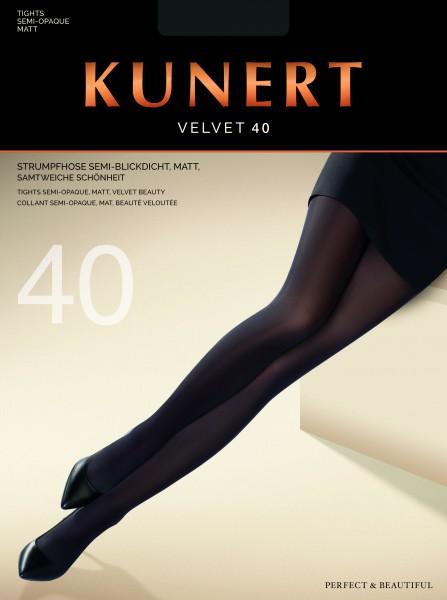 5a6d2af5a Kunert Velvet 40 - Semi-opaque tights   9989
