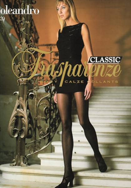Trasparenze - Classic sheer tights Oleandro 20 DEN