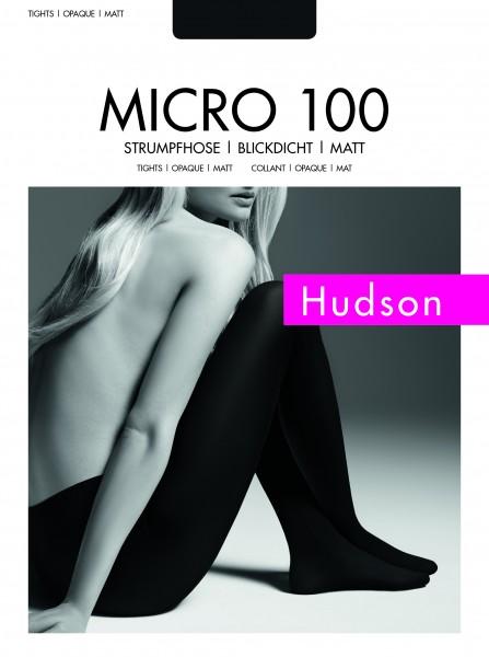 Hudson Micro 100 - Opaque and matt tights