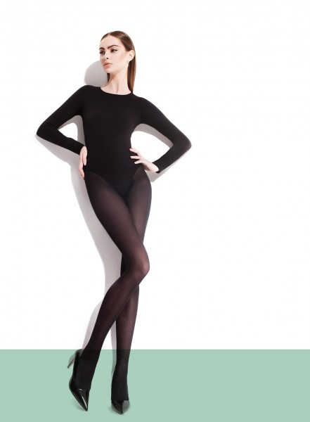 Fiore Paula - Classic, semi-opaque microfiber tights 40 denier