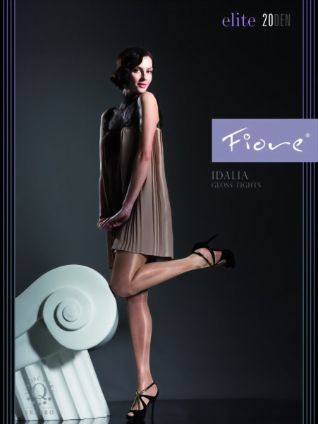 Fiore - Elegant satin gloss tights Idalia 20 denier
