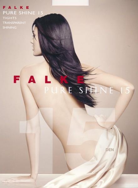 FALKE Pure Shine 15 - Sheer gloss tights