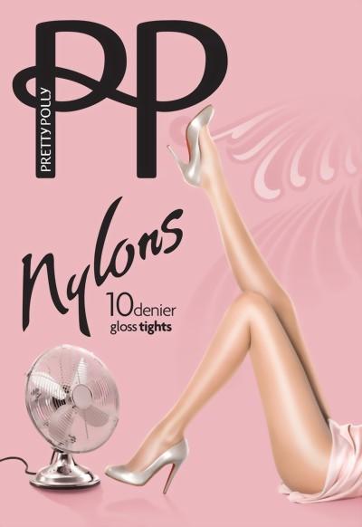 Pretty Polly - Nylons 10 denier gloss tights