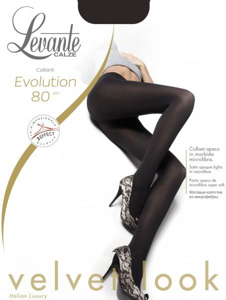 72f323abf90 Levante Evolution 80 denier opaque microfiber tights   9989