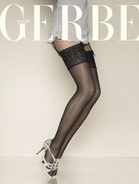Gerbe - Elegant sheer stockings Fascination, 10 den