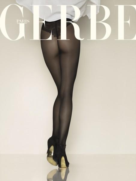 Gerbe - Exclusive high cut bikini brief top tights Desir