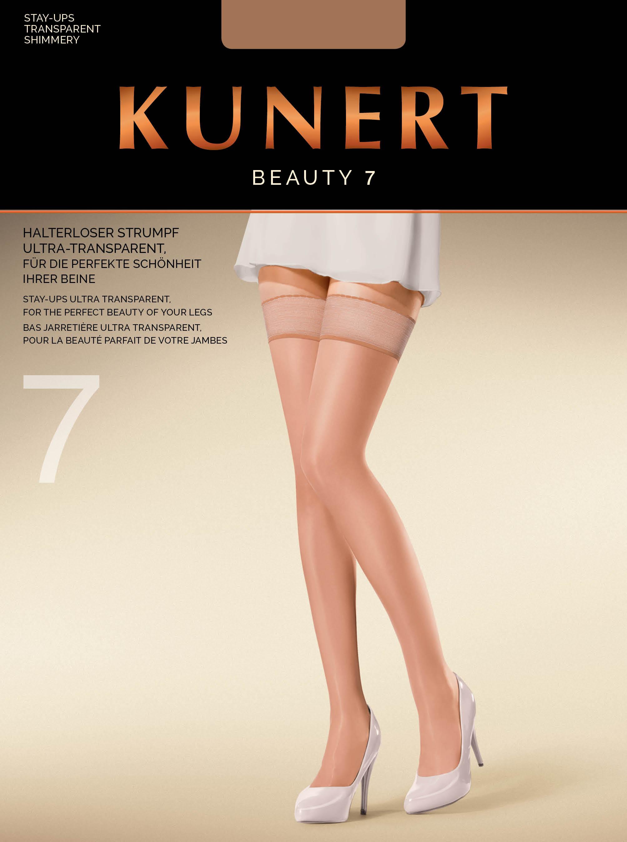 c730d892a Kunert Beauty 7 - Ultra light summer hold ups   9989