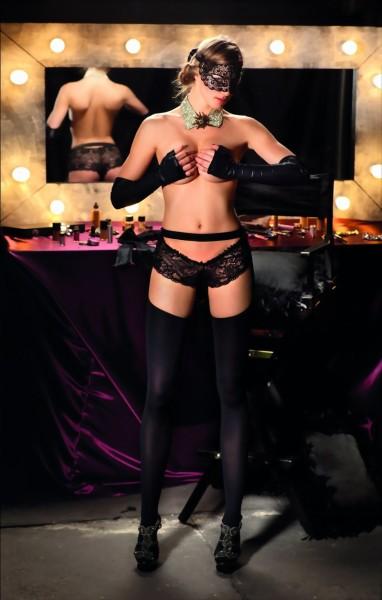 Trasparenze - Sensuous Strip Panty Lopez