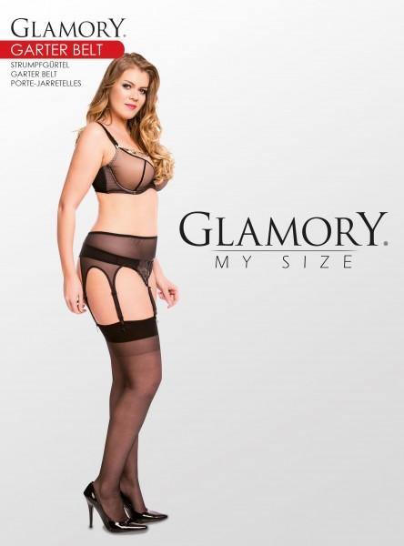 Glamory Garter Belt - Plus Size Suspender Belt